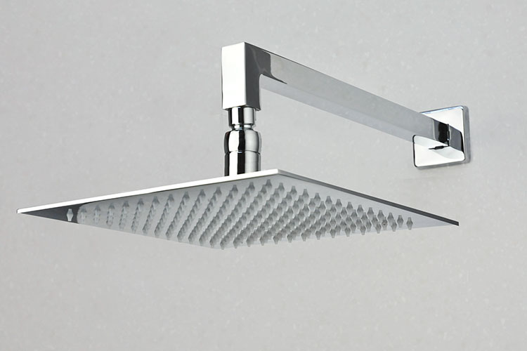 Square Shower Heads | Cubic Large Shower Heads - Jumbo