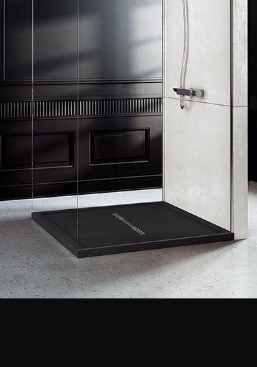 Large Shower Trays Uk Slim Low Design Livinghouse