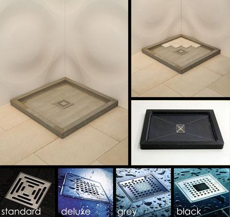 tile over shower tray former 60y