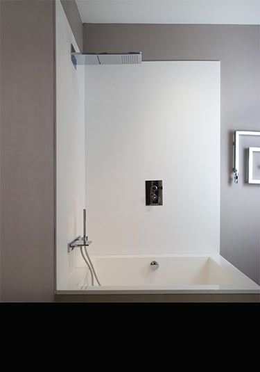 Waterproof Wall Panels Bathroom Wall Panels And Tiling On Pinterest