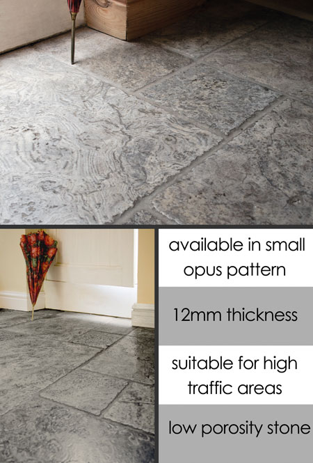 Grey Travertine Flooring Tiles Random Grey Travertine Floors
