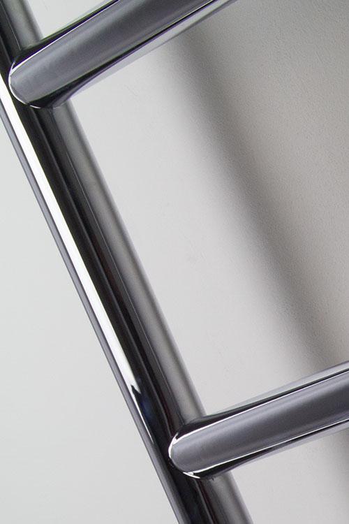 Chrome Gold Nickel Traditional Towel Rails British Made