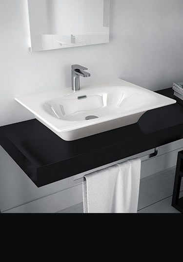 Wall Hung Basins Amp Wall Mounted Sinks By Livinghouse