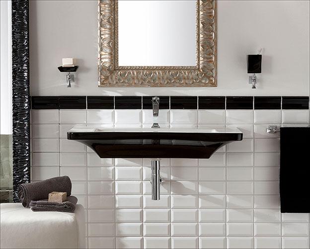 Wall Mounted Sink Wall Hung Basin Art Deco Bathrooms