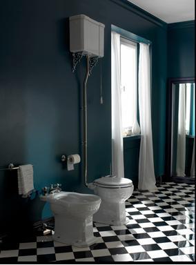 High Level WC
