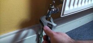 radiator valve tightening