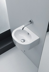 Livinghouse Soft Cube Bathroom Sink