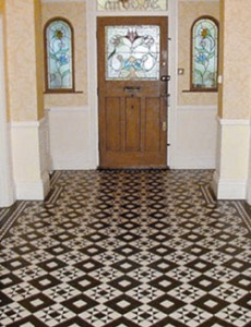 Livinghouse Appleby Encaustic Flooring