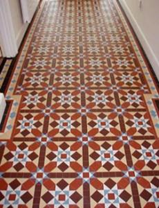Livinghouse Fairfield Encaustic Flooring