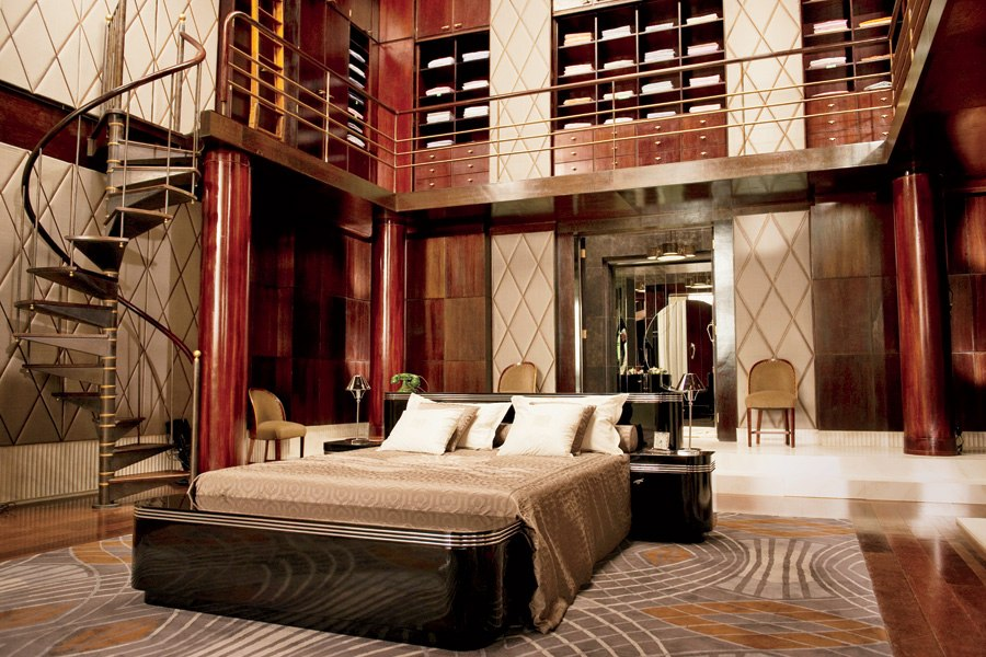 Gatsby's Bedroom