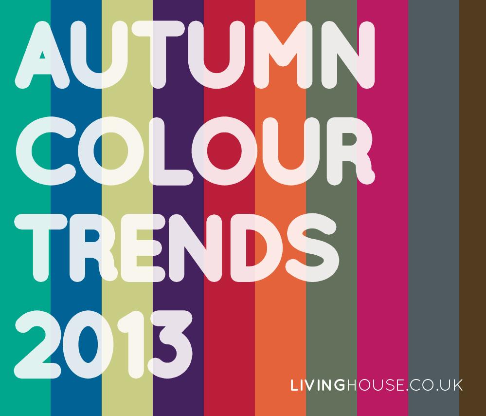 autumn colour trends