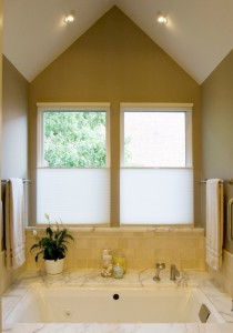 Bottom-up blinds