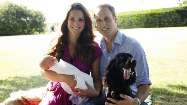 (Photo : Kennsington Palace/Michael Middleton / Parentherald)