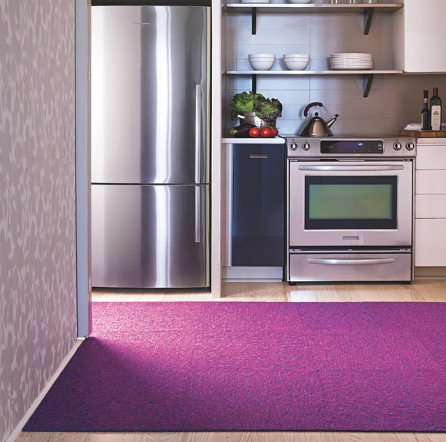 Radiant Orchid Carpet