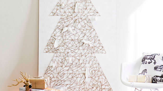 christmas-crafts-string-art-tree
