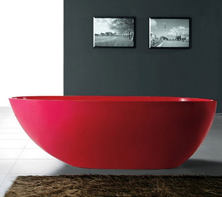 The Red Cleo Bath