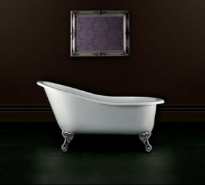 Victorian Slipper Bath
