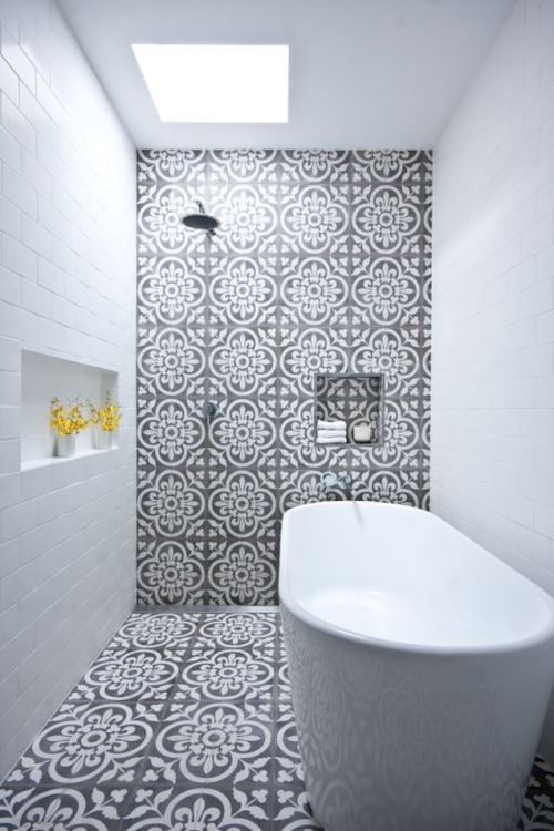 Bathroom-White-Moroccan-Tiles