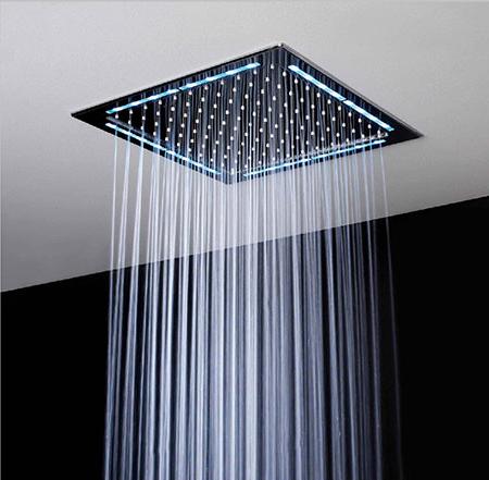 LED-Shower-Head