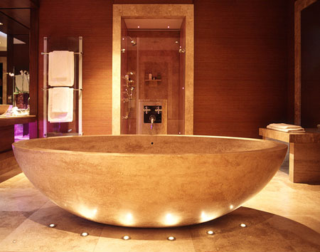solid-stone-bath