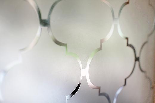 window contact paper