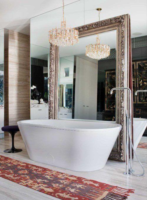 bathroom-gilded-mirror