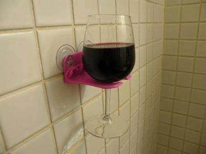 bathroom-wine-glass-holder