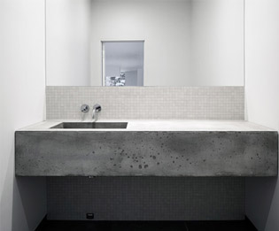 Bathrooms 6 Ways With Concrete Livinghouse Blog