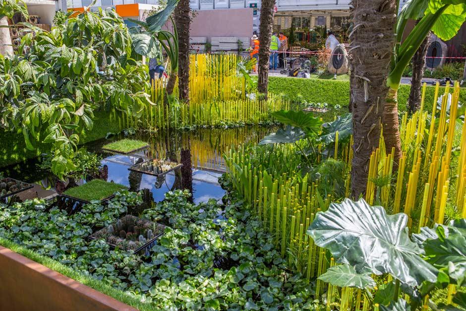 Water Vision Garden