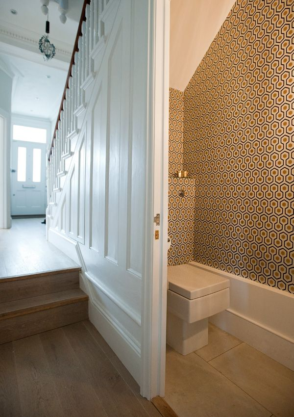 loft conversion shower ideas - Installing a downstairs cloakroom Livinghouse Blog