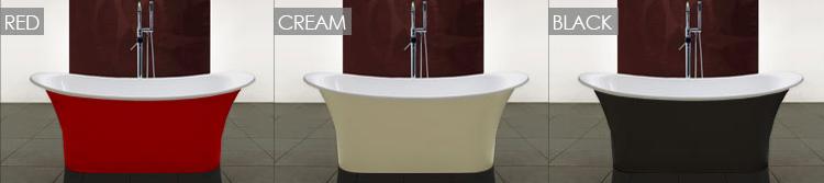 Florence Bath Colours
