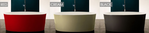 Polar Bath Colours