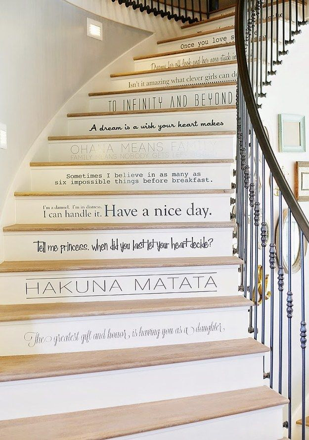quotes-on-stairs