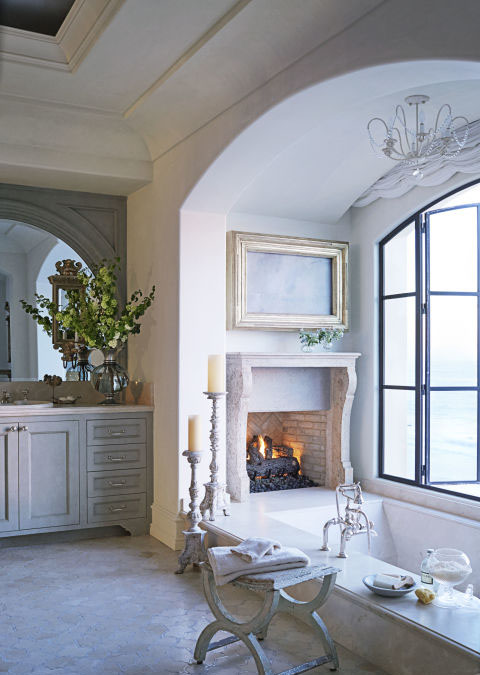 fireplace-in-bathroom