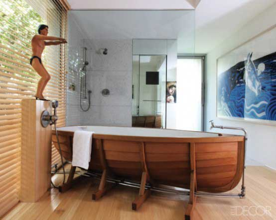 wooden-bath
