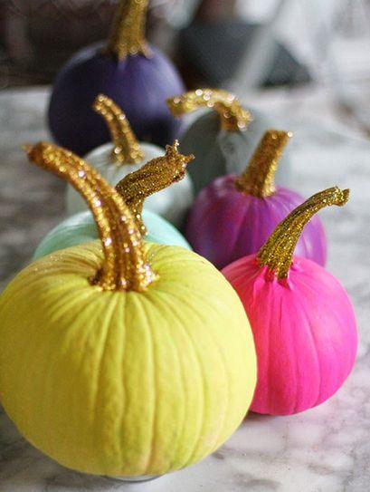 colourful-pumpkins