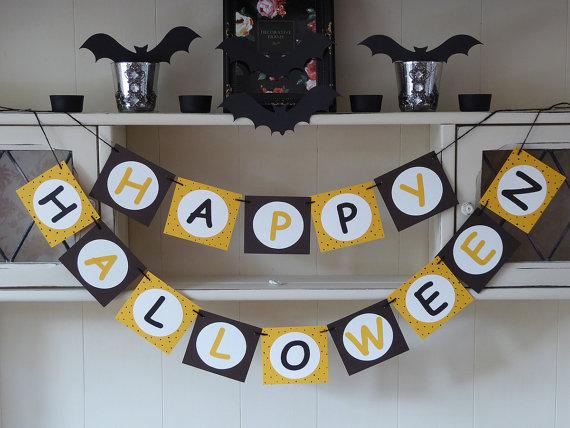 halloween-bunting