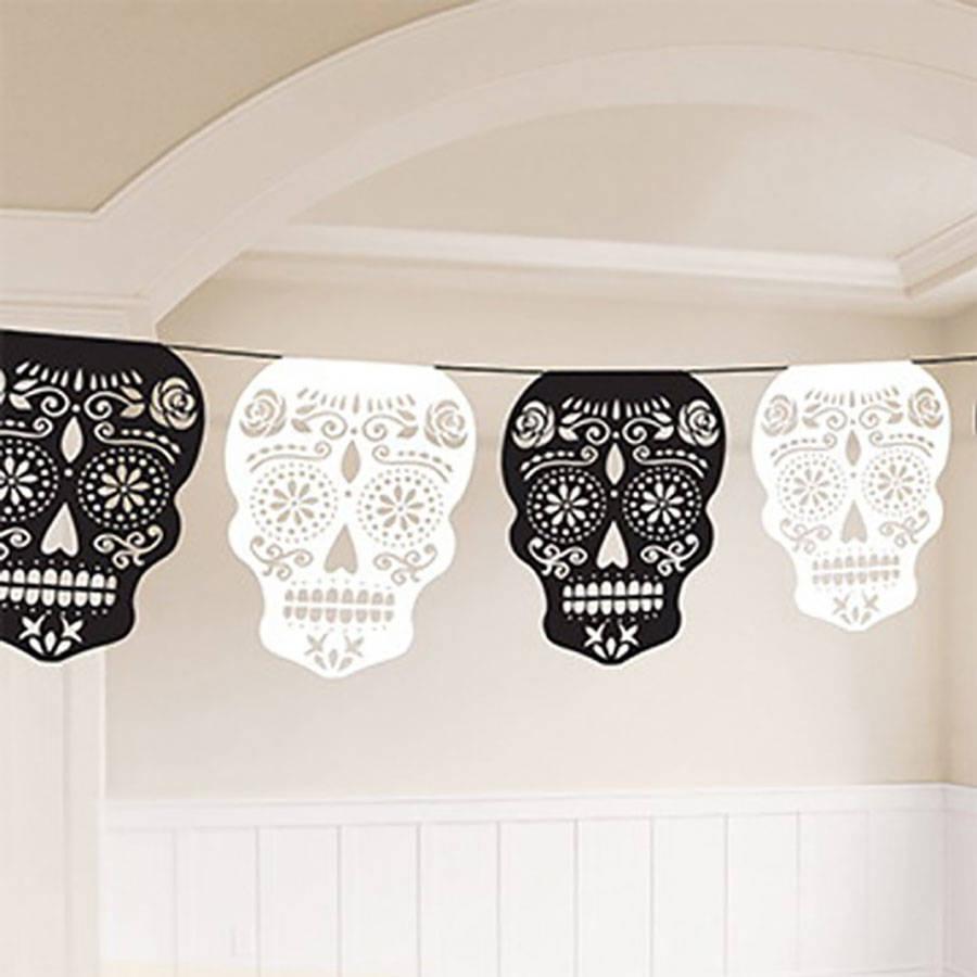 halloween-day-of-the-dead-skull-garland