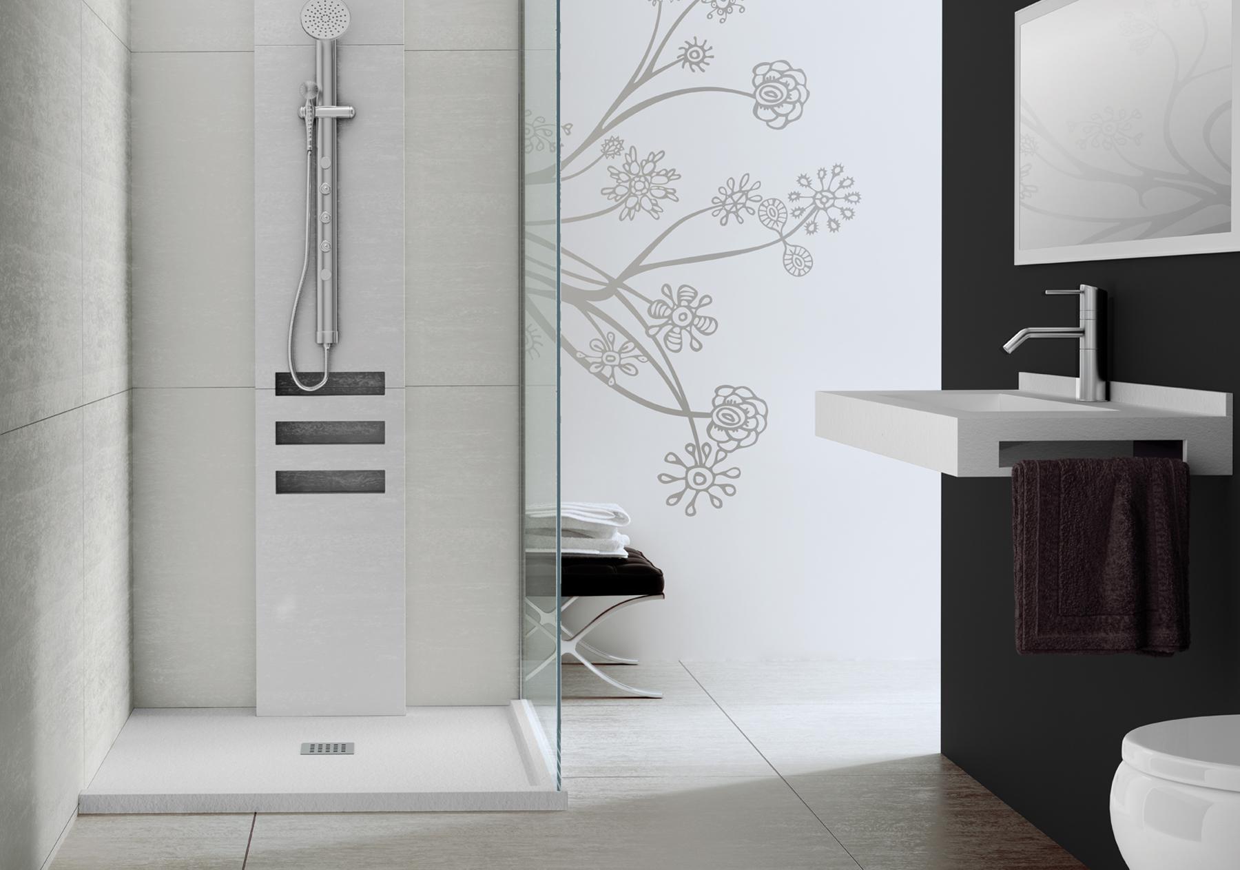 Bespoke Shower Trays