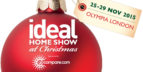 ideal home show at christmas livinghouse blog