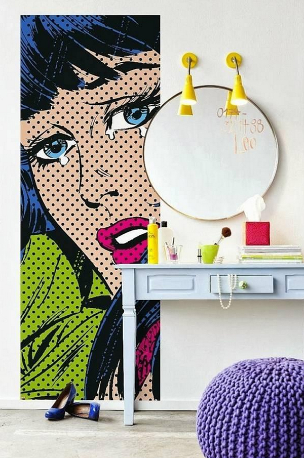 Pop-Art-Interior