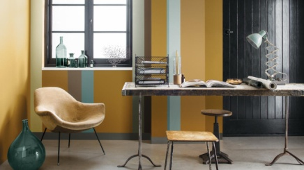 dulux-cherished-gold-office