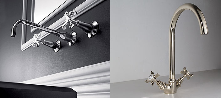 Designer Bathroom Taps by Livinghouse
