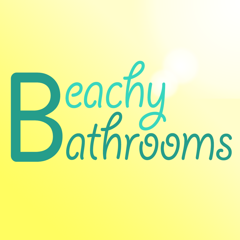 beachy-bathrooms