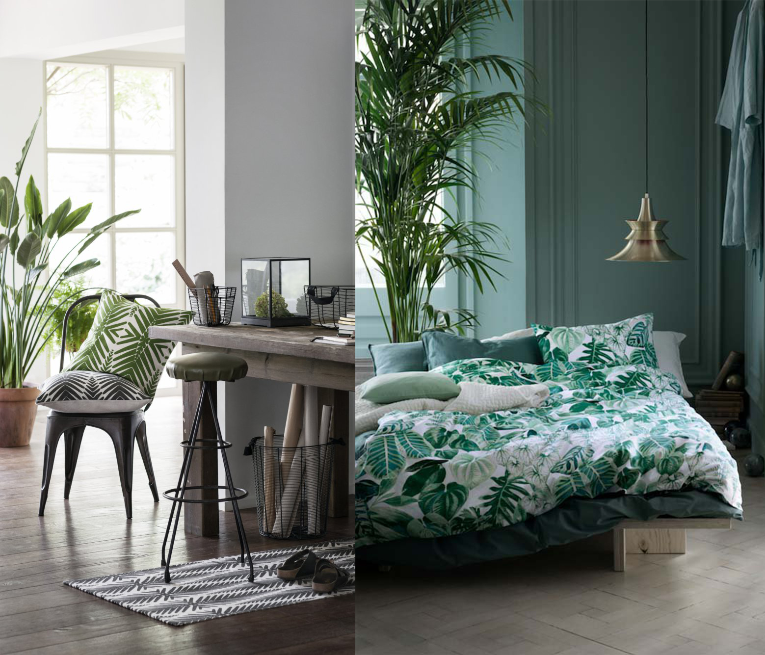 H&M Tropical Homeware