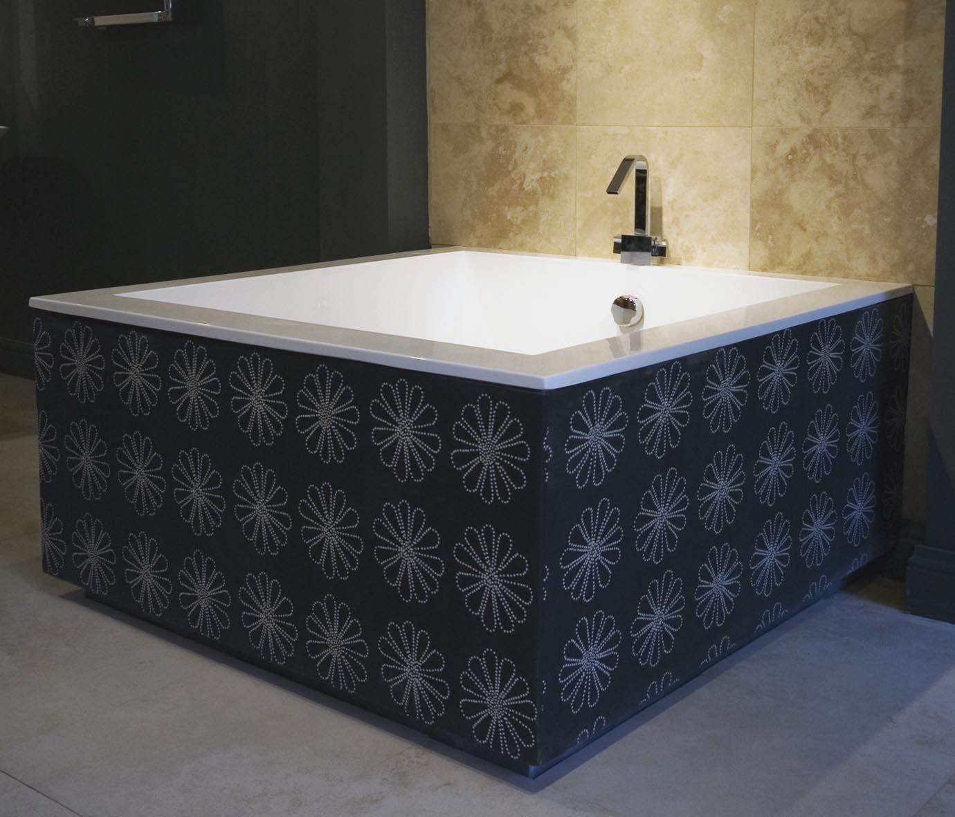 japanese square bath