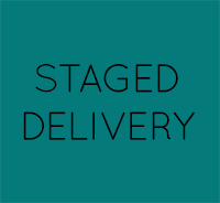staged delivery