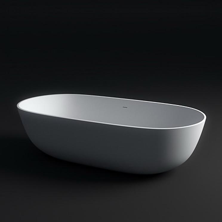 Kloodo Contemporary Bath Large Free Standing Bath