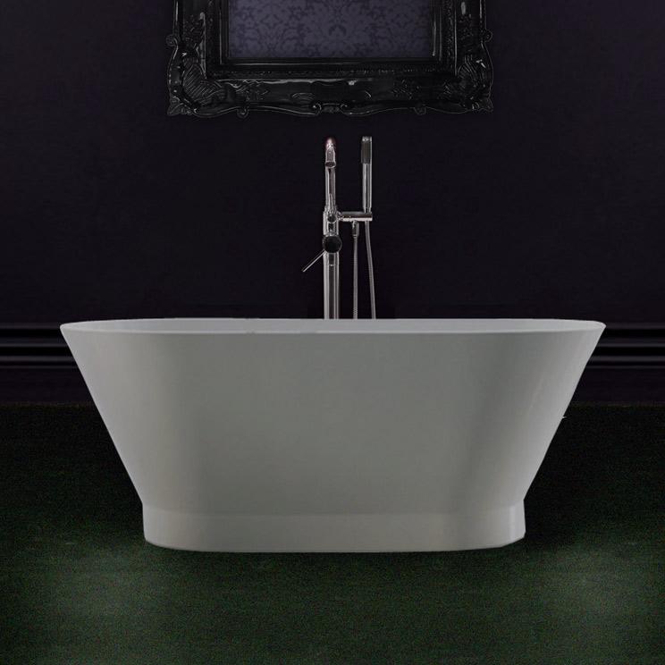 Freestanding Stone Resin Baths