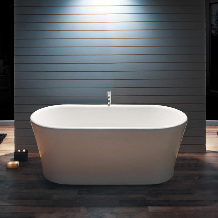 Tulip Freestandng Bath Luxury Stone Baths Livinghouse